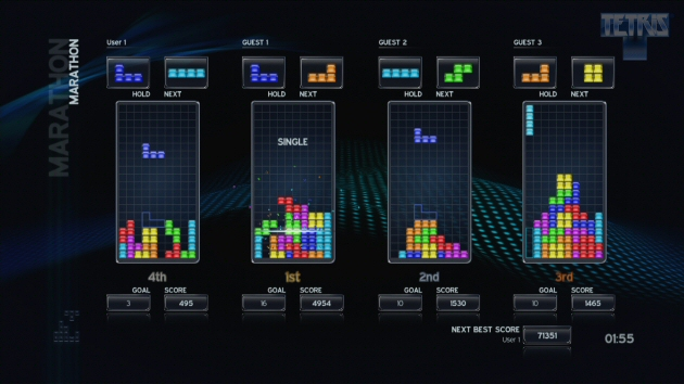 Tetris - Feature
