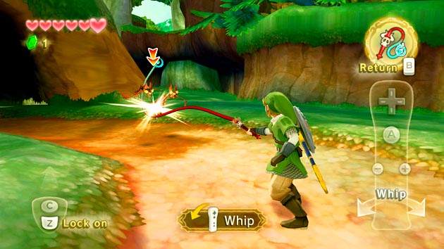 The Legend of Zelda: Skyward Sword Screenshot - 777752