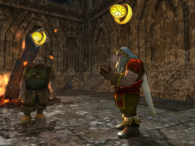 The Lord of the Rings Online: Shadows of Angmar Screenshot - 867481