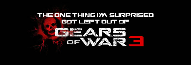 Gears of War 3 Screenshot - 848361