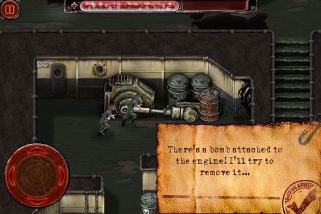 The Saboteur - IP Screenshot - 866486