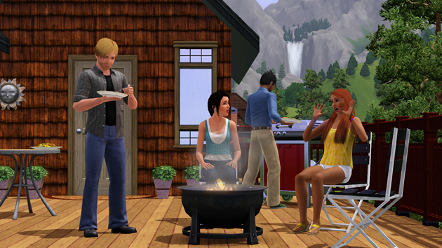 The Sims 3 - NDS Screenshot - 867207