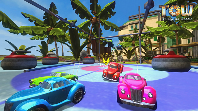 Things On Wheels Screenshot - 867105