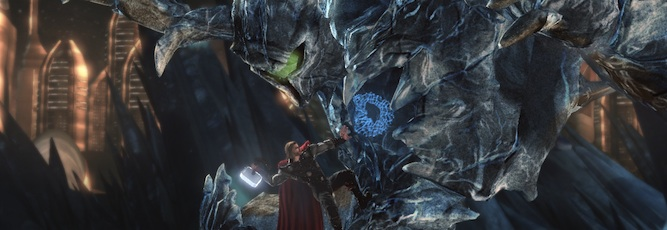 Thor: The Video Game Image