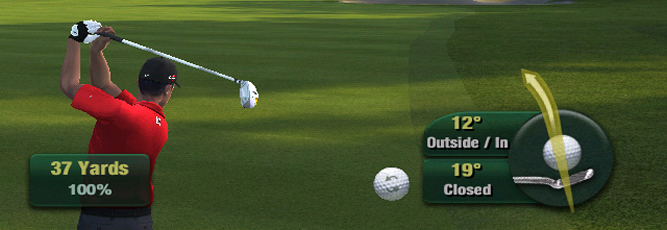 Tiger Woods PGA TOUR 11 - Feature