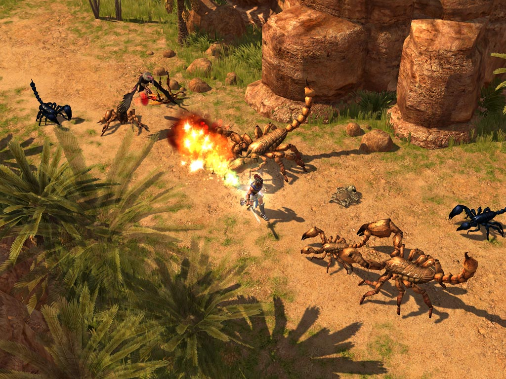 Titan Quest Demo
