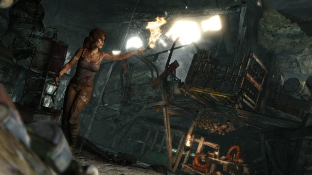 Tomb Raider Screenshot - 824586