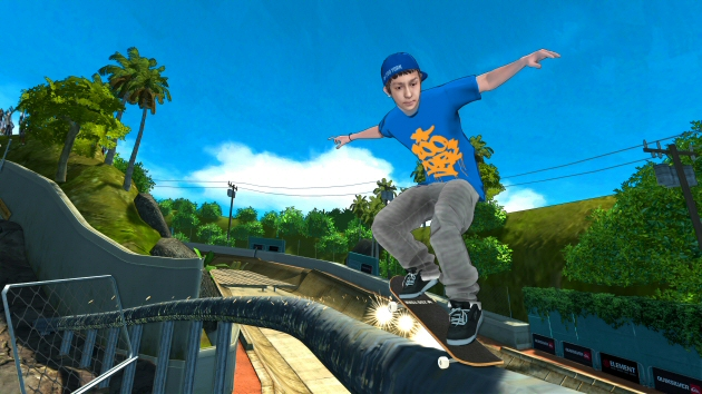 Tony Hawk: Shred Screenshot - 868079