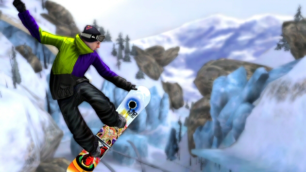 Tony Hawk: Shred - Feature