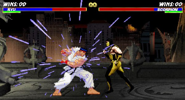 Top five potentially awesome fighting game crossovers