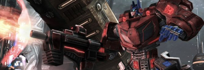 Transformers: War for Cybertron Screenshot - 866675