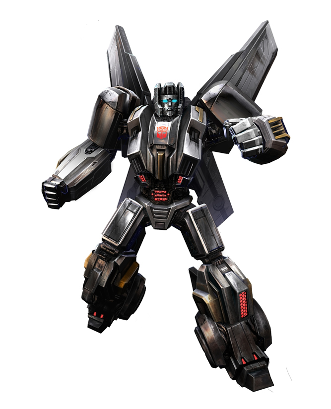 Transformers: War for Cybertron Screenshot - 867095