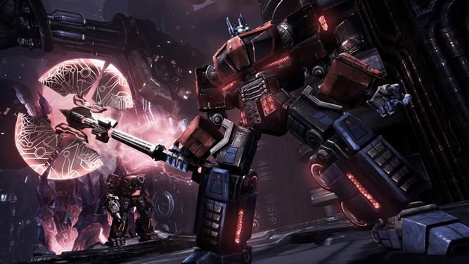 Transformers: War for Cybertron Screenshot - 867188