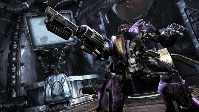 Transformers: War for Cybertron Screenshot - 867216