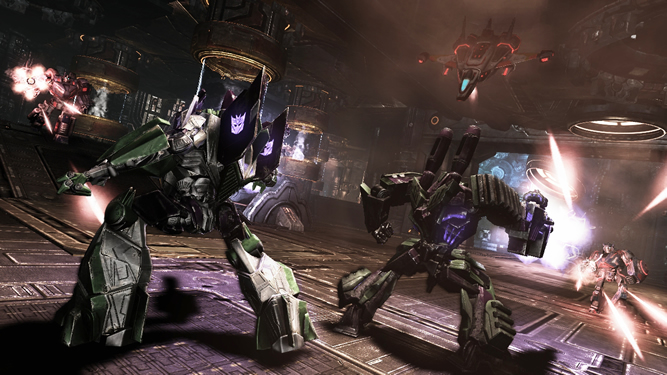 Transformers: War for Cybertron Screenshot - 867381