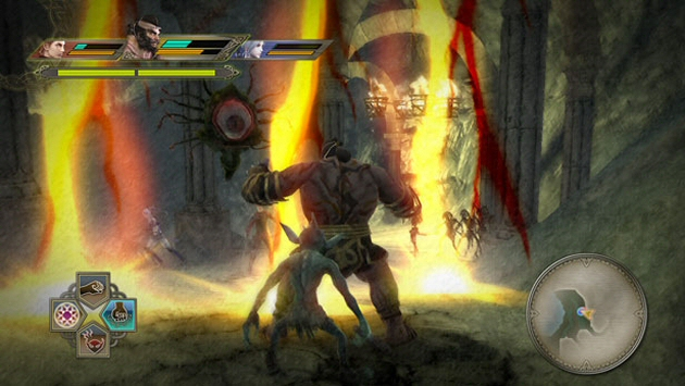 Trinity: Souls of Zill O'll - Feature