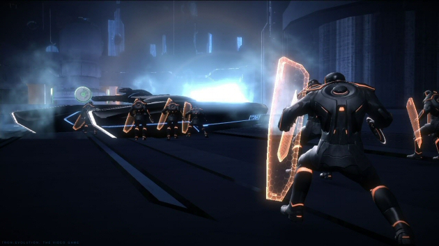 TRON: Evolution Screenshot - 868211