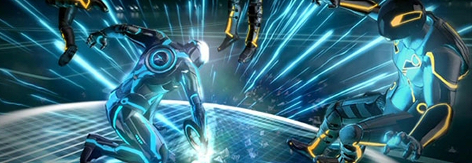 TRON: Evolution - Feature