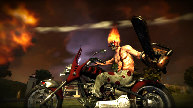 Twisted Metal Screenshot - 777712