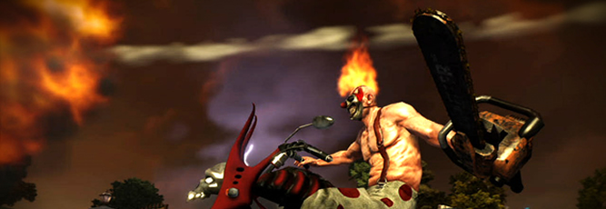 Twisted Metal Screenshot - 866714