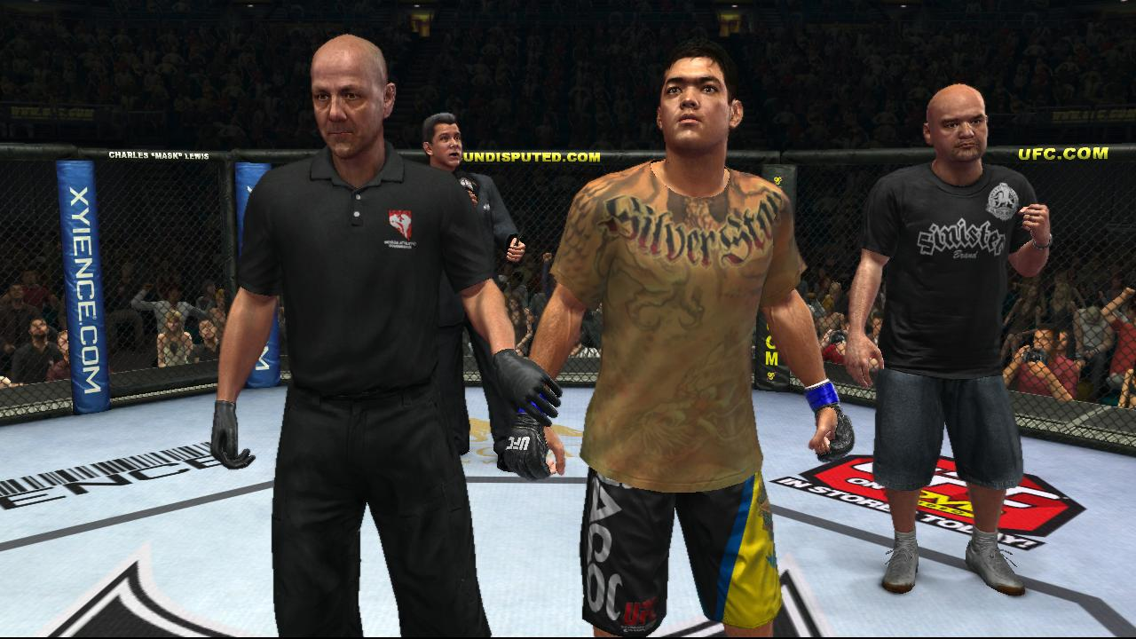 UFC Undisputed 2010 Screenshot - 88623