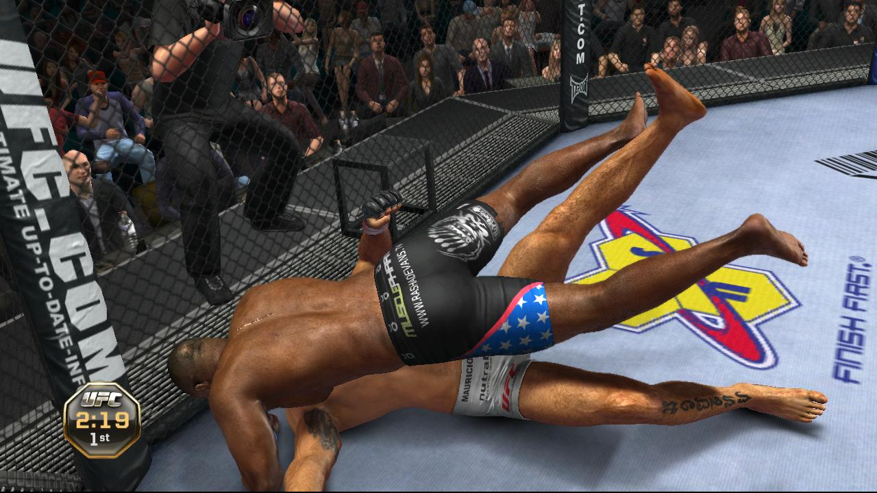 UFC Undisputed 2010 Image