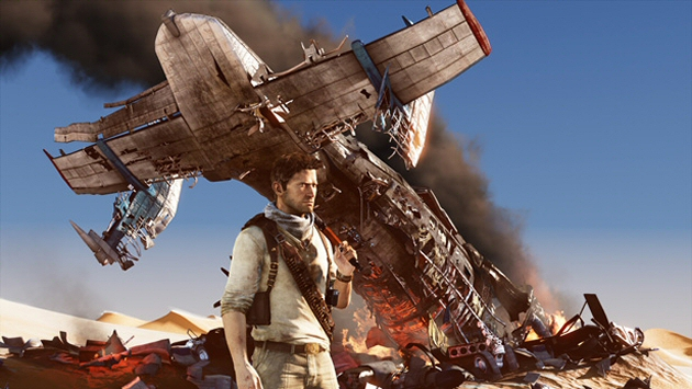 Uncharted 3: Drake's Deception Boxart