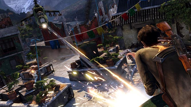 Uncharted 2: Among Thieves Screenshot - 867989