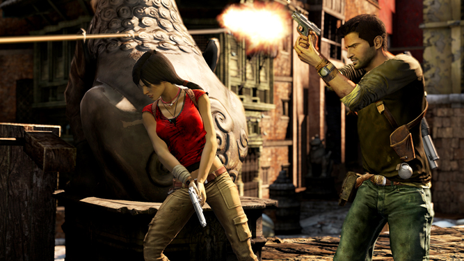 Uncharted 2: Among Thieves - Feature