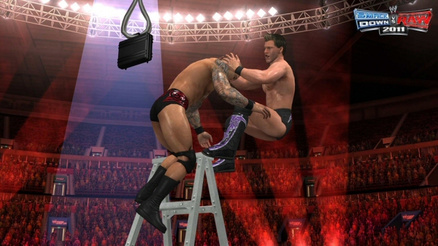 WWE Smackdown vs. Raw 2011 - Feature
