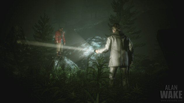 Alan Wake - The Signal DLC Image