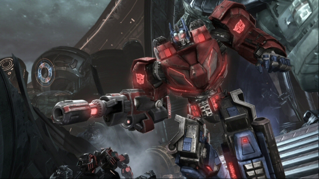 Transformers: War for Cybertron Screenshot - 867560