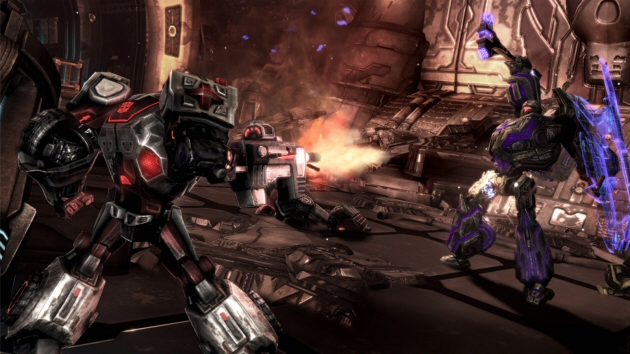 Transformers: War for Cybertron Screenshot - 867493