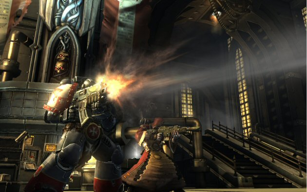 Warhammer 40,000: Dark Millennium Online