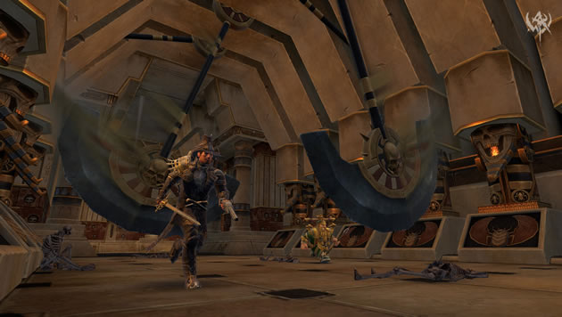 Warhammer Online: Age of Reckoning (War) Screenshot - 867117