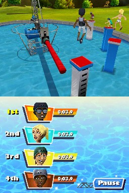 Wipeout: The Game - NDS Image