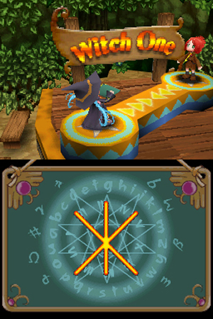 Witch's Wish - NDS Image