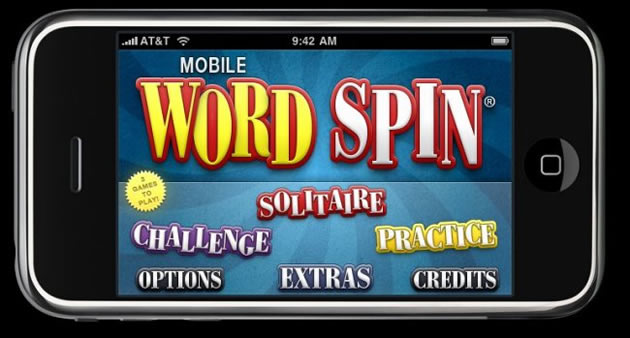 WORD SPIN - MB Boxart