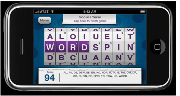 WORD SPIN - MB Image