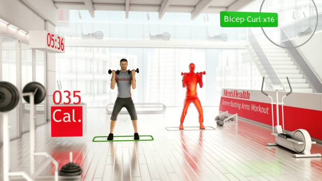 Your Shape: Fitness Evolved Screenshot - 867957