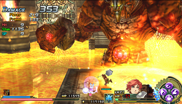 Ys SEVEN Screenshot - 867401