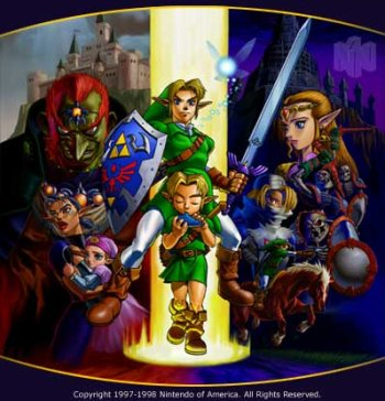 The Legend Of Zelda: Four Swords - GC Screenshot - 841862