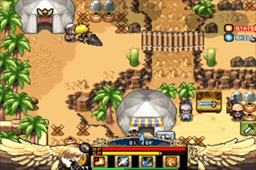 Zenonia - NDS Image
