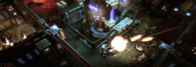 Alien Breed 2: Assault - Feature