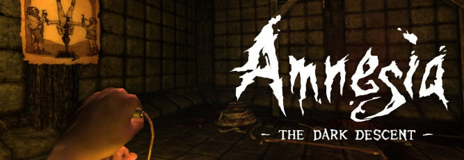 Amnesia: The Dark Descent - Feature
