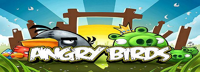 Angry Birds Screenshot - 867786