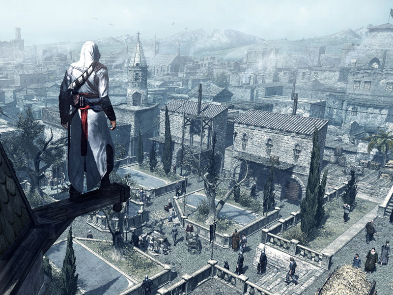 Assassins Creed 1.02 Patch Image