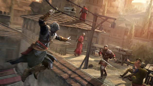 Assassin's Creed: Revelations - Feature