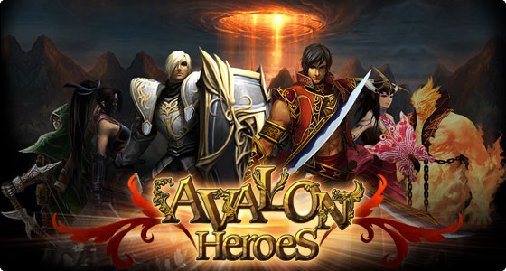 Avalon Heroes Online Client Downloader Image