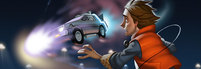 Back to the Future: The Game Screenshot - 866178